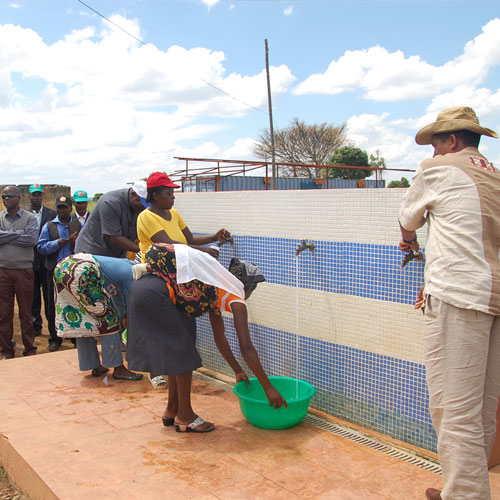 Programa Agua para Todos