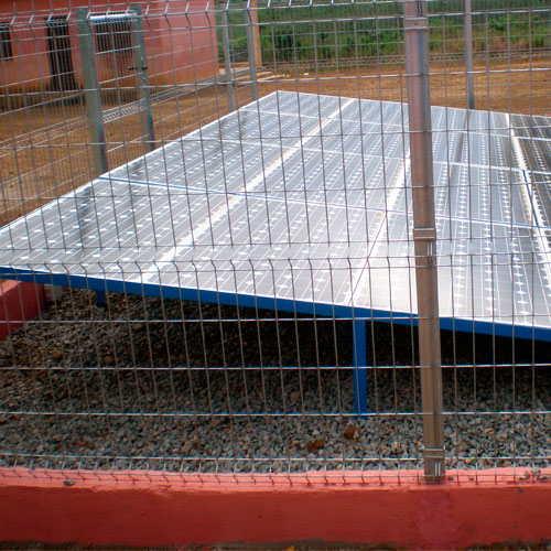 Implementación de Sistemas Foltovoltaicos aislados en la provincia del Zaire.