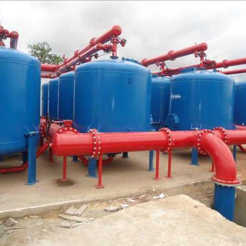 Modernisation, réhabilitation et maintenance des usines de traitement d'eau ETA I, ETA II, CAIO et SIMINDELE.