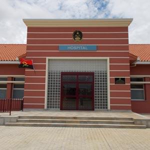 Hôpital général de Moxico