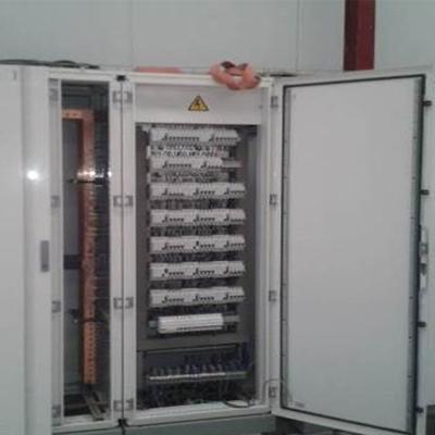 Proyectos de electrificación de plantas industriales