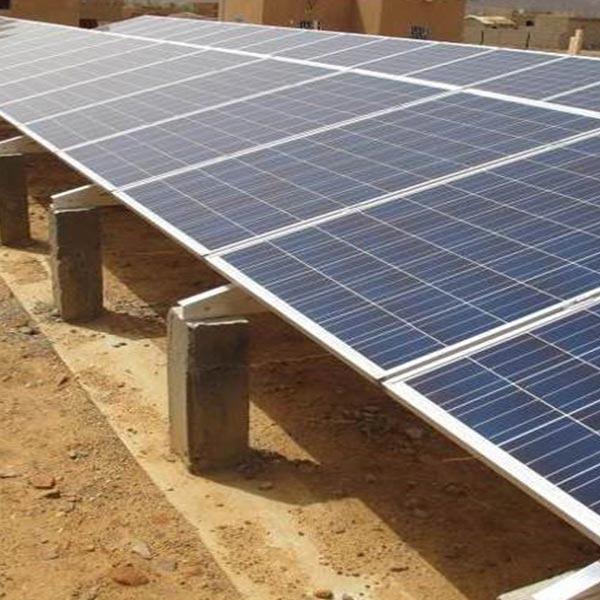 Centrales solares híbridas